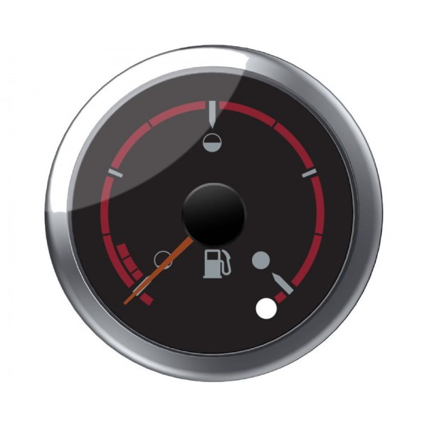 Indicator combustibil Black Dial Face