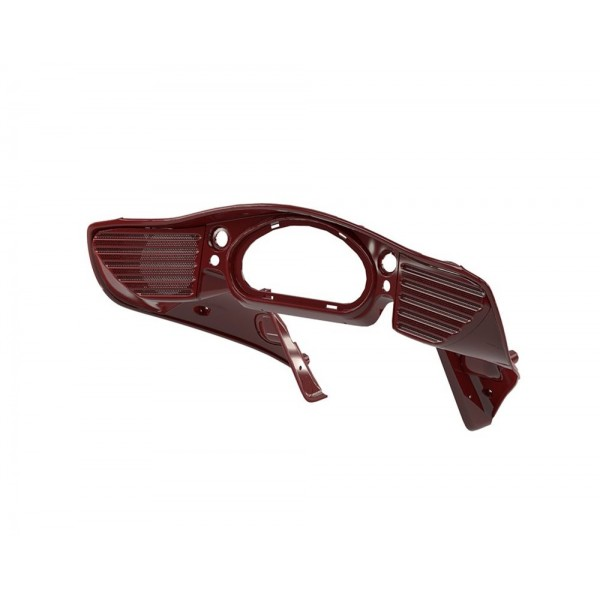 Carcasa bord interioara Indian Motorcycle Red