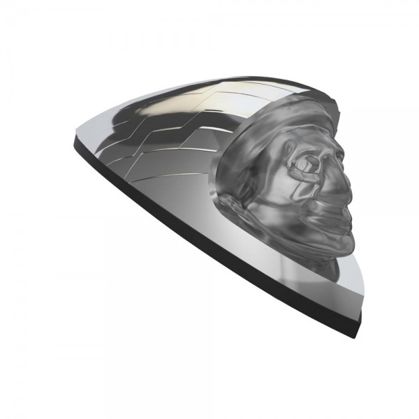 Headdress Light Kit Chrome