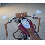 Beach Bar Handlebar Polished Stainless Chief Classic/Vintage