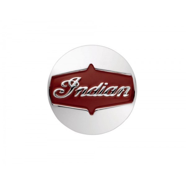 Pinnacle Conchos Indian Motorcycle Red