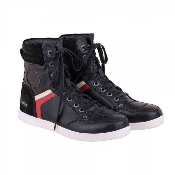 Indian Men's Black Sneaker