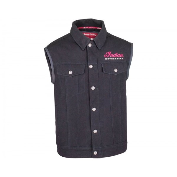 Men's Highway Vest -Black