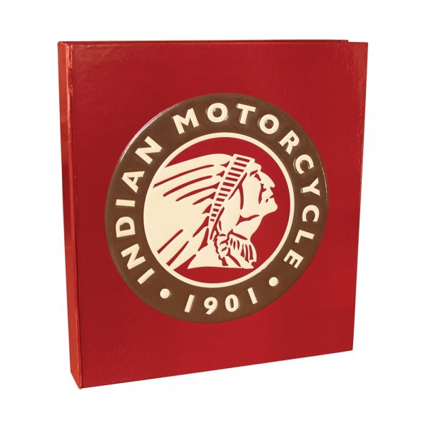 Carte Indian Motorcycle Collectors Editon