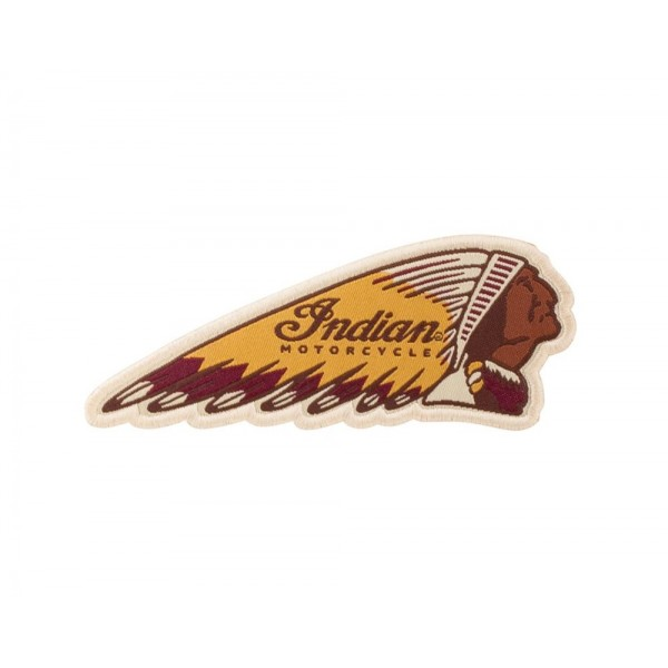 Patch Indian Motorcycle Color Headdress