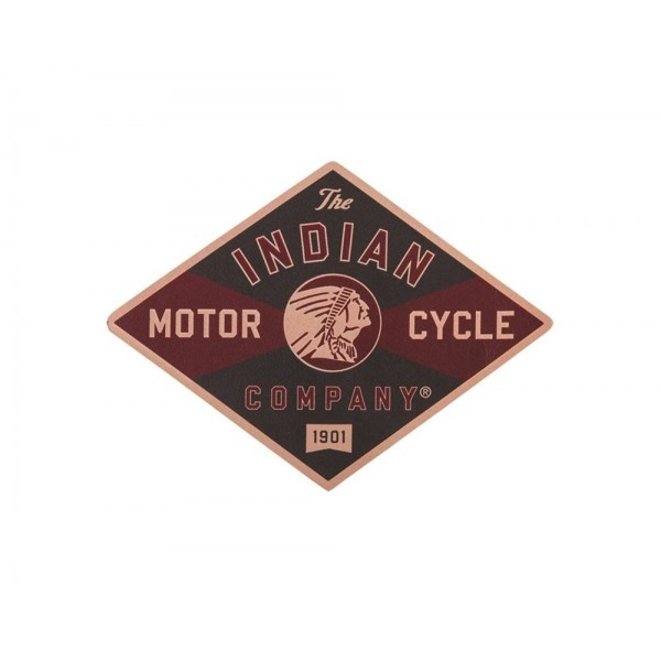 Patch din piele Indian Motorcycle