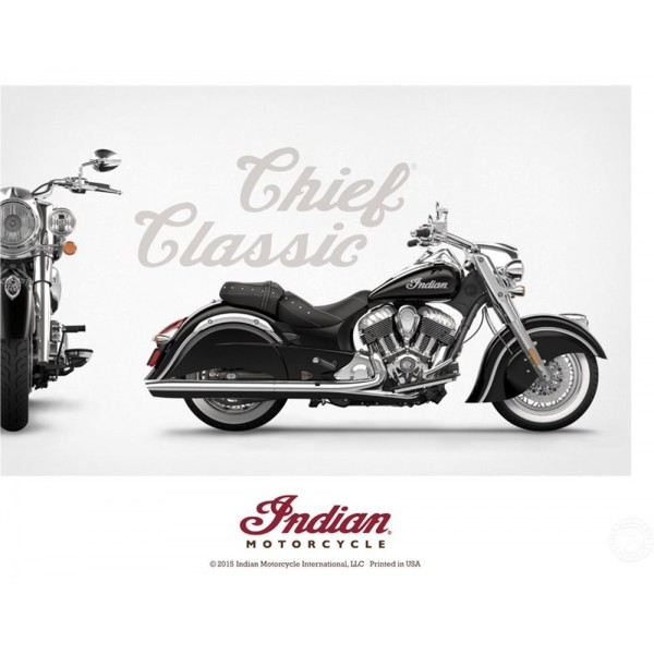 Poster Indian Chief Classic