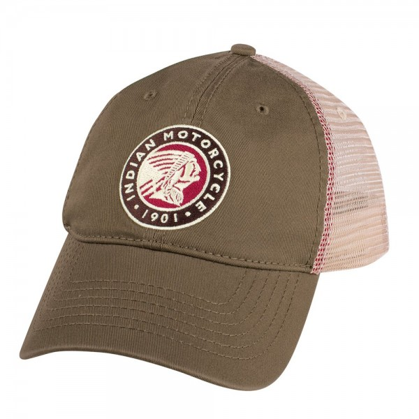 Sapca Circle Icon Trucker Hat