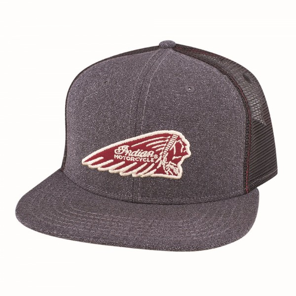 Sapca Headdress Logo Hat