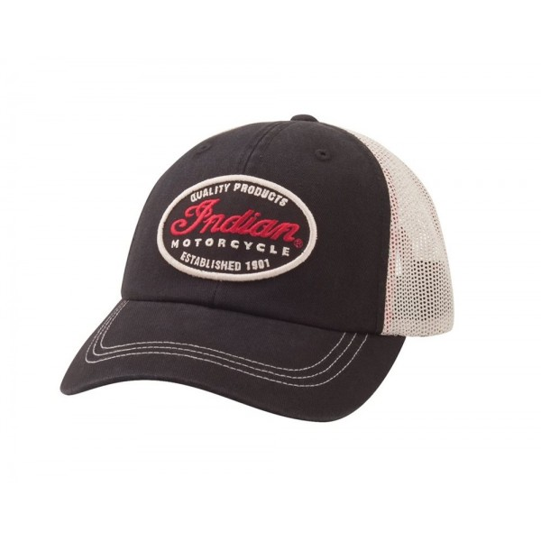 Sapca Quality Trucker Hat by Indian Motorcycle
