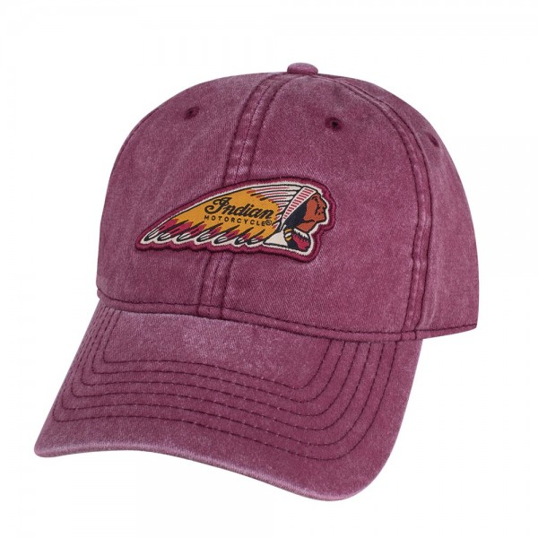 Sapca Washed Headdress Hat by Indian Motorcycle