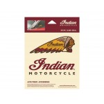 Sticker auto Indian Motorcycle