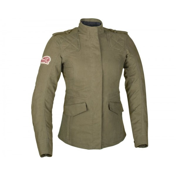 Jachetă Indian Women's Military Jacket