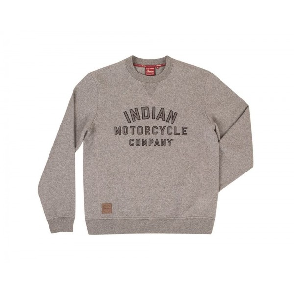 Pulover Indian Men's IMC Gray Sweat